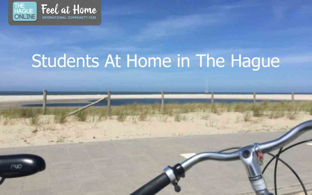 Why I Feel at Home in The Hague