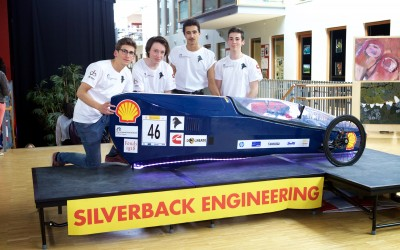 The ISH Eco Car will compete in the Shell Eco Car Marathon again in 2016