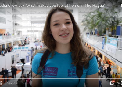 Video: What makes you feel at home in The Hague
