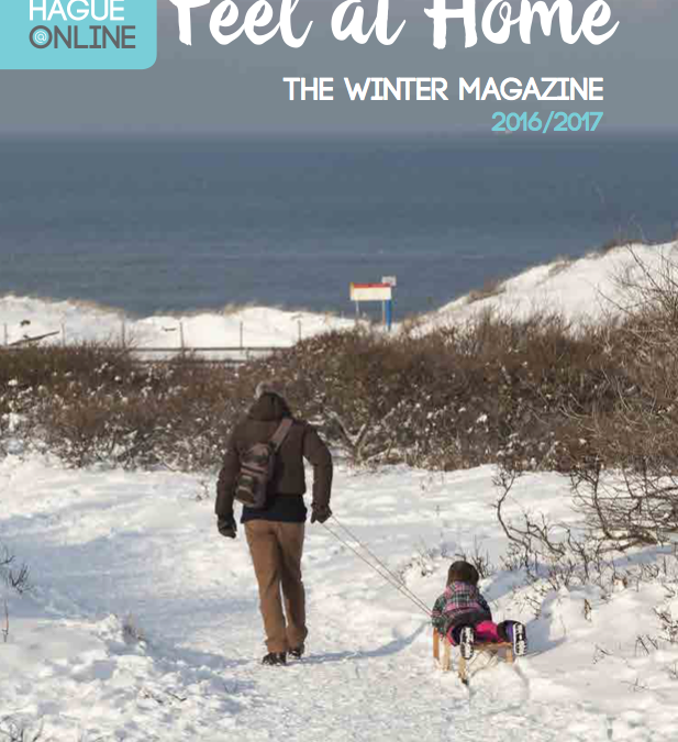 2016-2017 FEEL AT HOME IN THE HAGUE WINTER MAGAZINE