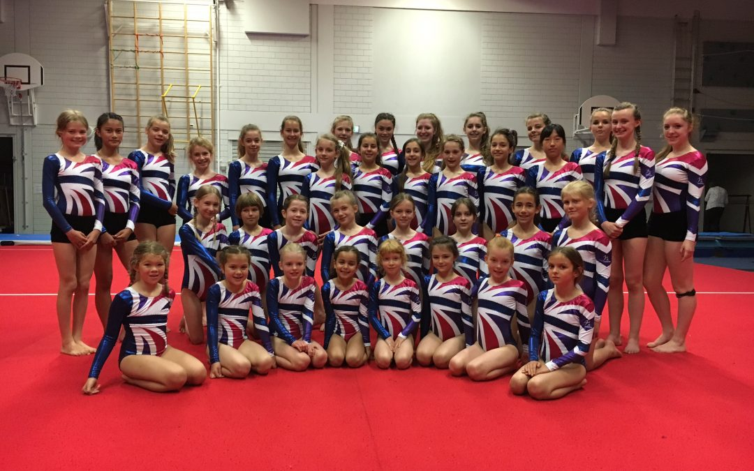 British School Gymnasts to perform at Fair