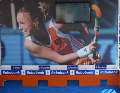 Rabobank bring hockey to the Fair