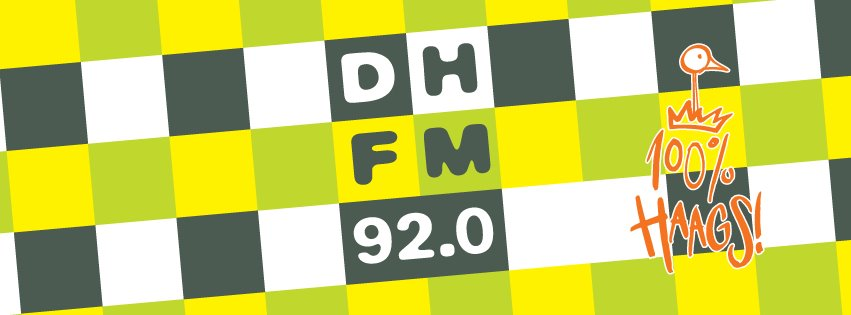 Listen to Local Radio Station DenHaagFM every evening in drive time
