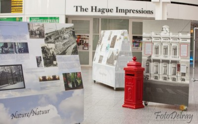 The Expat Impressions Exhibition on view at The Fair