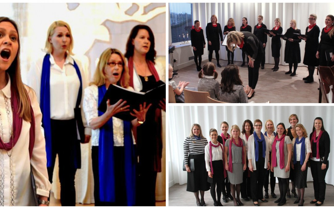 TAIKA Finnish Female Choir to welcome visitors to the Fair