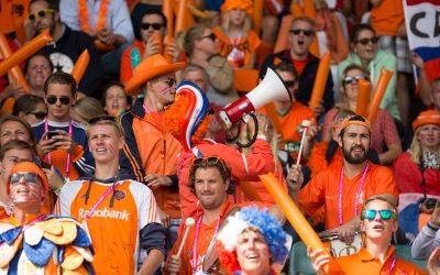 Why are the Dutch so crazy about hockey?