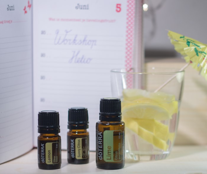 Essential oils for your home and office