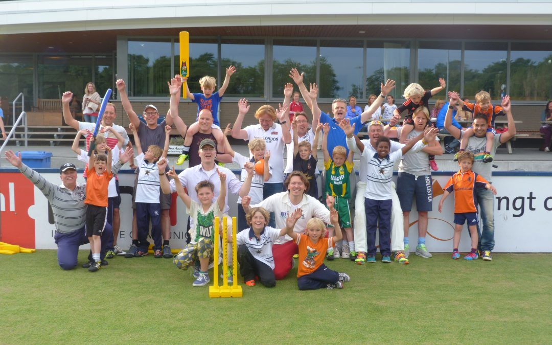 Cricket in The Hague? Join Quick!