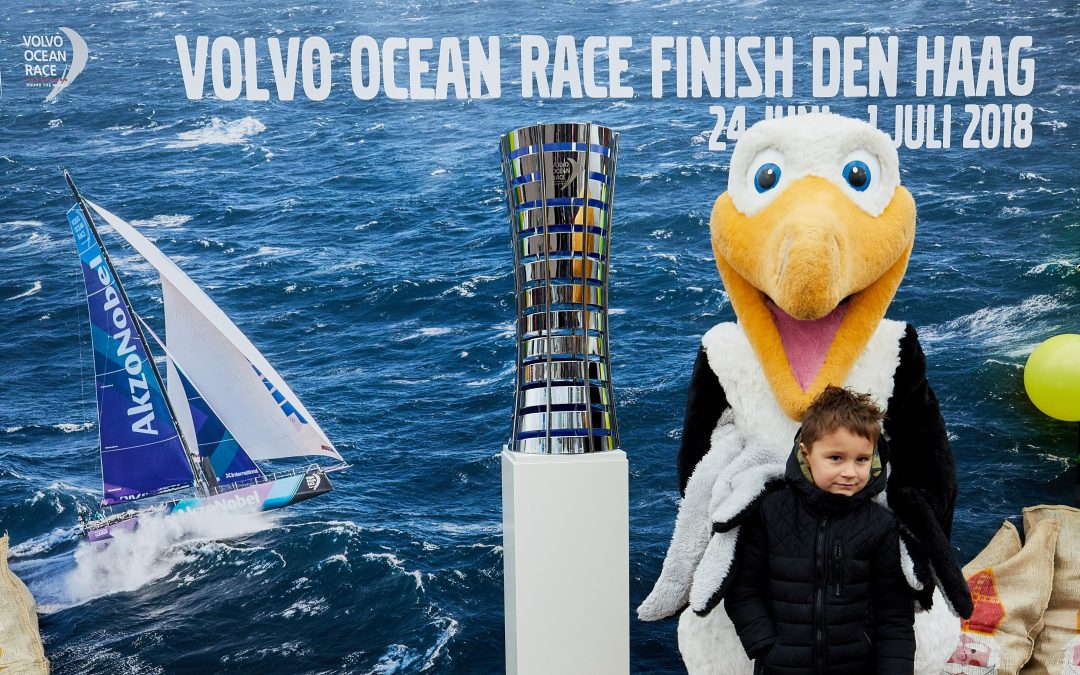 Experience the Volvo Ocean Race