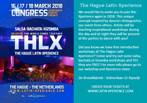 A foretaste of The Hague Latin Xperience Festival