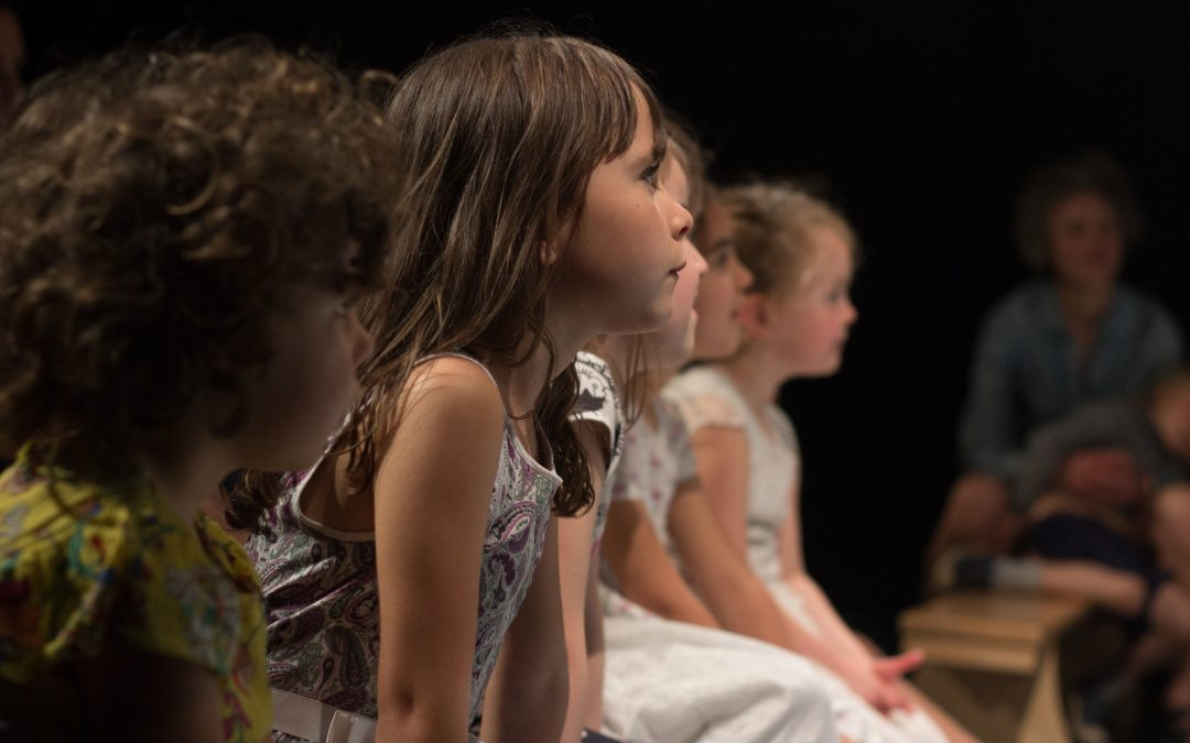 Free Theatre Workshops for Children at the Fair