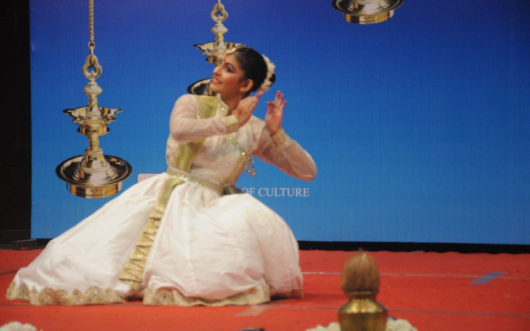 NMM brings classical Indian Dance to the Fair