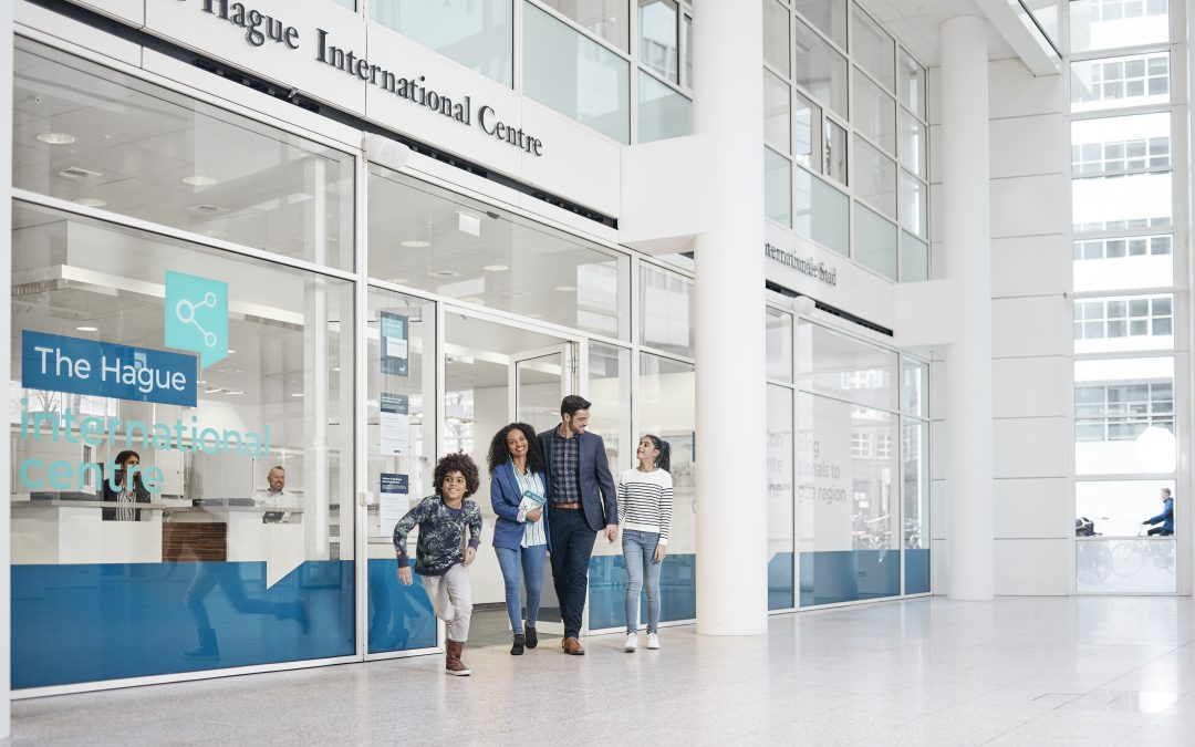 Connecting Internationals to The Hague region