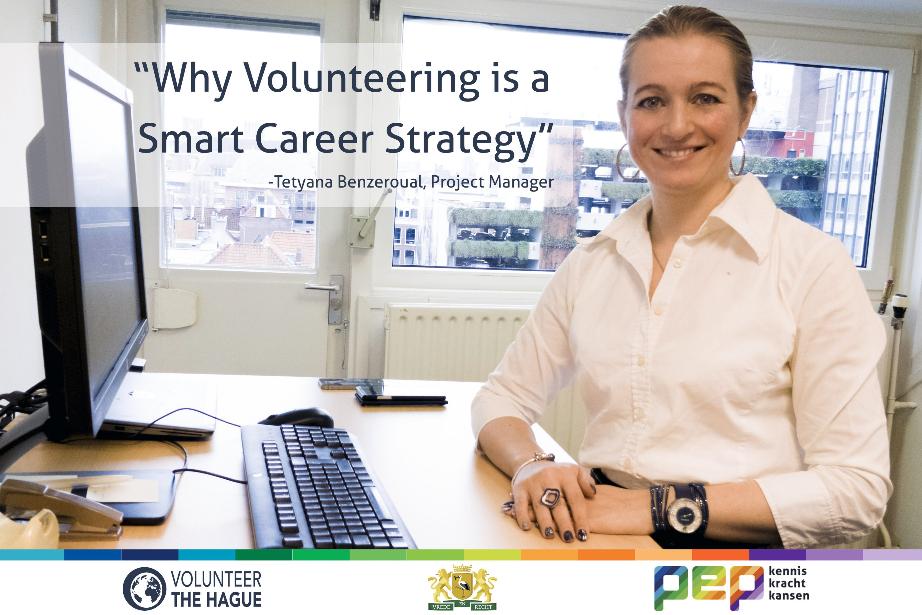 Why Volunteering is a Smart Career Strategy