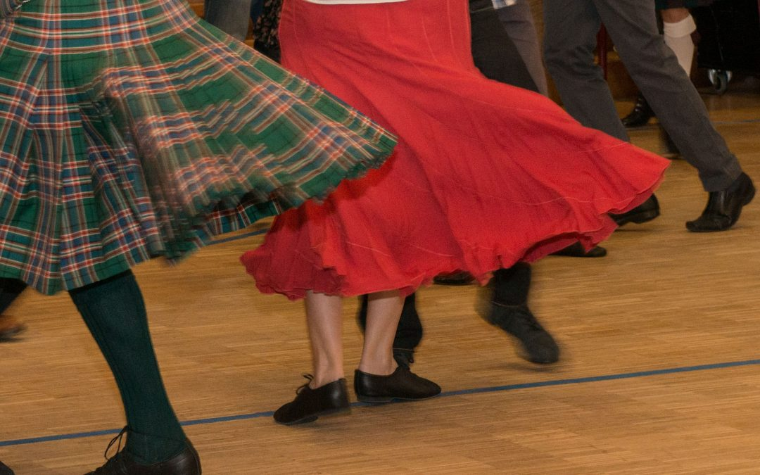St Andrews invite you to join in a Scottish Ceilidh