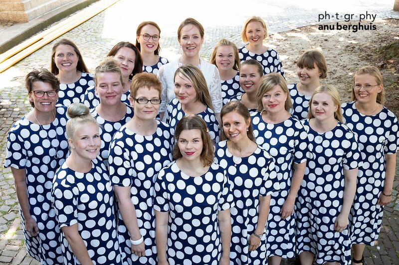 The Magic of TAIKA, the All-Finnish Female Choir