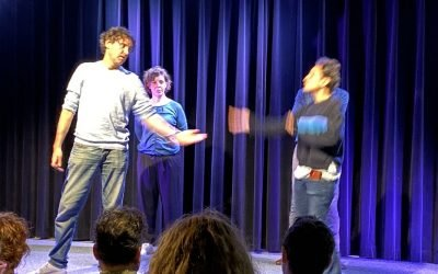 Experience unscripted theatre with Improv The Hague