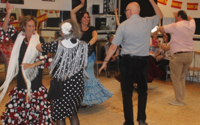 Centro Espanol La Haya presents a Sevillanas workshop!