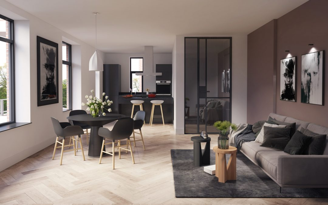 Frisia Makelaars present the new Parklane Complex