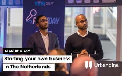 Starting your own business in the Netherlands as Expats