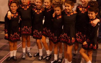 Feel the love with the Kilkenny Irish Tap Dancers!